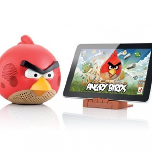 Red Bird Angry Birds Speaker
