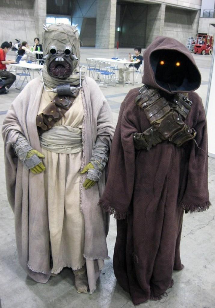 Cosplay Star Wars Jawa Robe costume prop – Gadgets Matrix