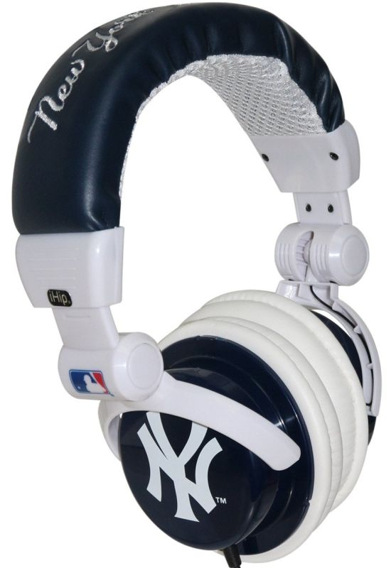 New York Yankees DJ Style Headphone