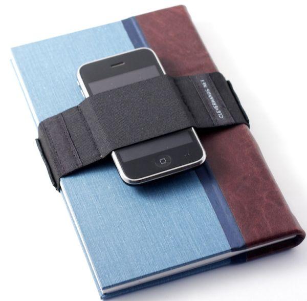Journal Bandolier for Smart Phone
