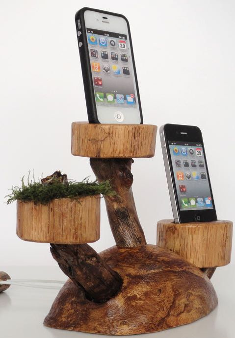DUAL docking station for iPhone / iPod