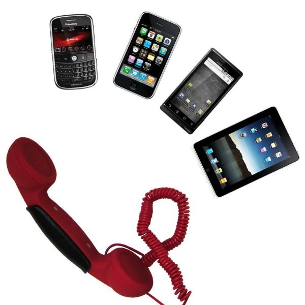Retro POP Handset With Volume Control