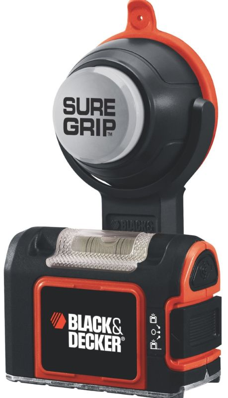 Black & Decker All-In-One SureGrip Laser Level