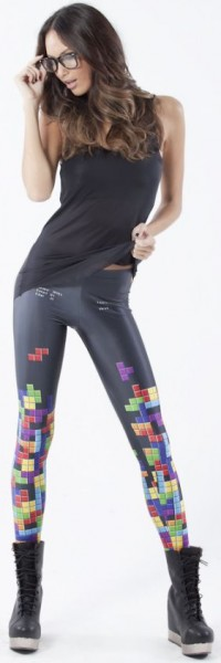 Retro Gamer Leggings