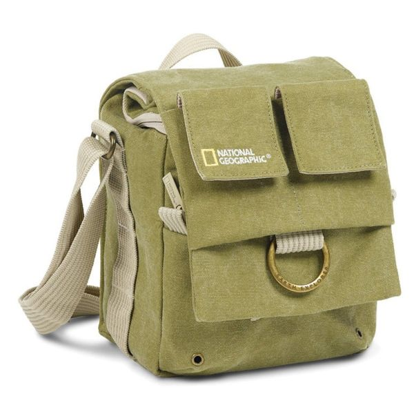 National Geographic Earth Explorer Mall Shoulder Bag