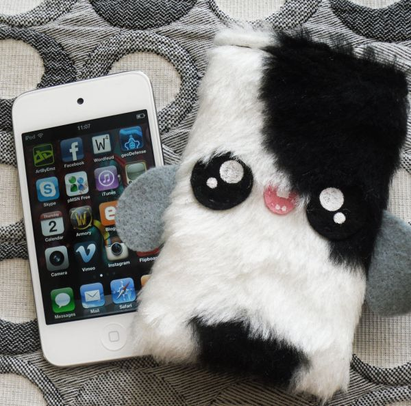 Yeti case for your iPod Touch or iPhone