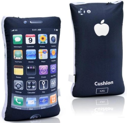 iPhone 4 Pillow