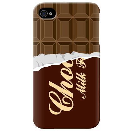 Chocolate Skin iPhone 4S