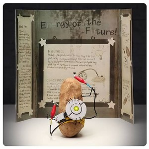 Portal 2 PotatOs Science Kit