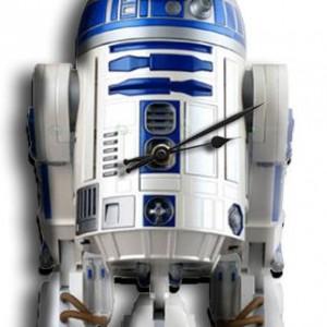 Star Wars R2-D2 Clock