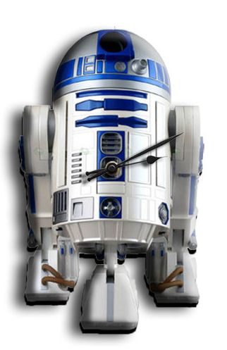 Star Wars R2-D2 Clock