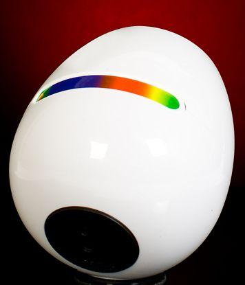 Portable 256 Colour Uplighter