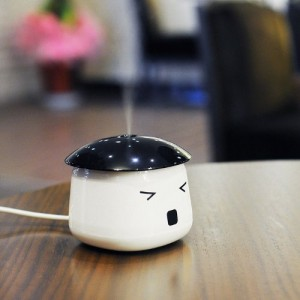 Cyanics Sauna Boy Portable Mini Office Bedroom Humidifier USB powered