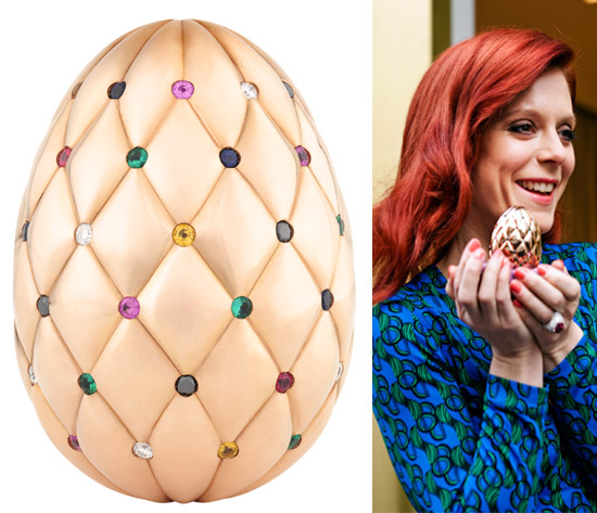 Faberge Diamond Jubilee Egg worth $157,850 to be one of the most expensive eggs ever sold