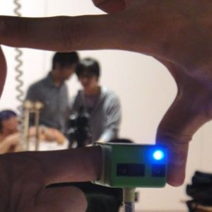 Ubi-Camera – Take Photos With Your Hands