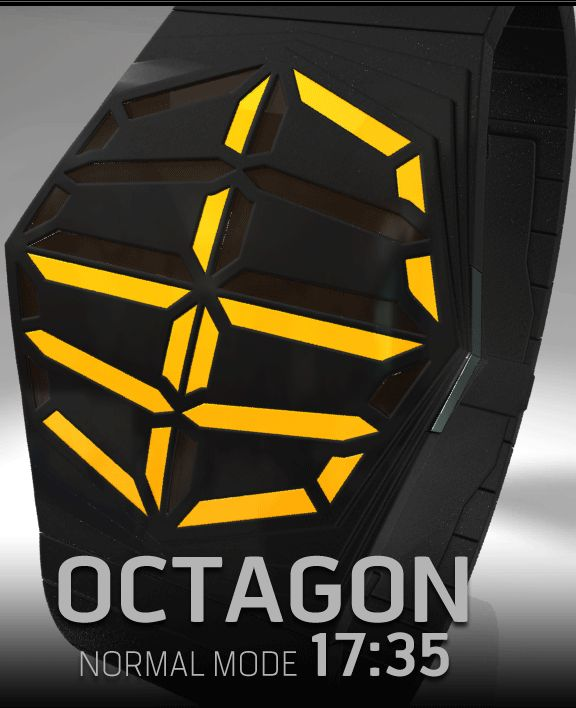 Octagon LED