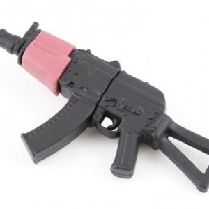 AK-47 Assault Rifle USB Drive