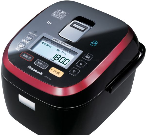 Panasonic Rice cooker controlled by Android devices