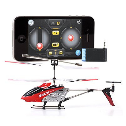 iPhone iPad iTouch Controlled Syma