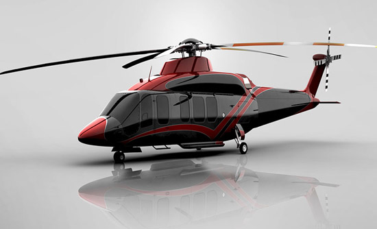 "The world's first ""super-medium"" helicopter"