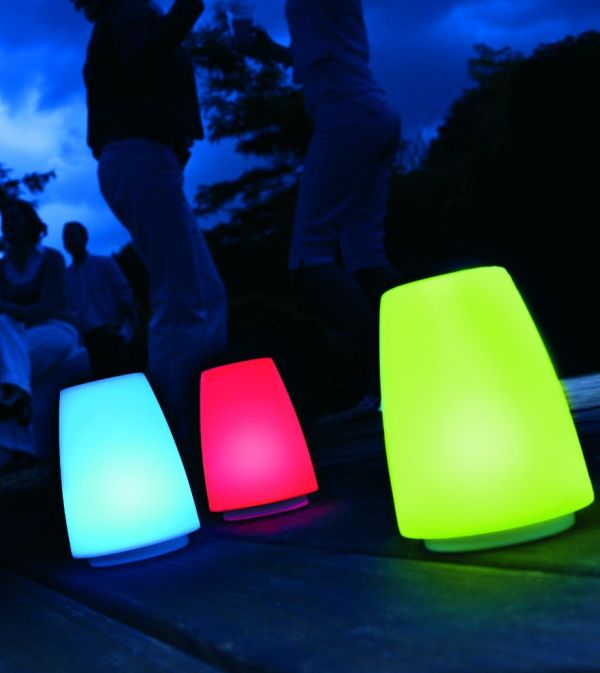 Philips LED Rechargeable Multi-color