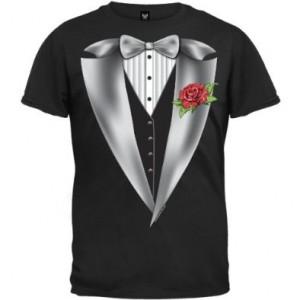 High Class Tuxedo T-Shirt