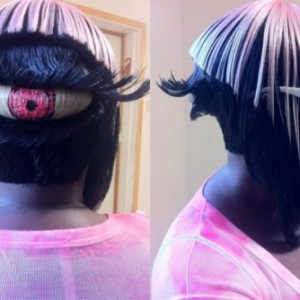 Cyclopean Hairdo