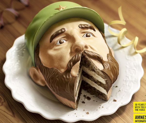 dictators in cake