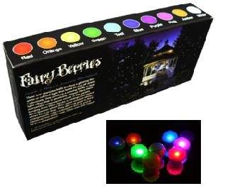 Fairy Berries – Box of 10 Magical LED Lights