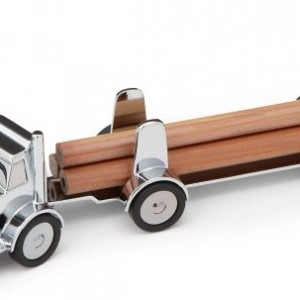 LUMBER TRUCK MECHANICAL PAPERWEIGHT
