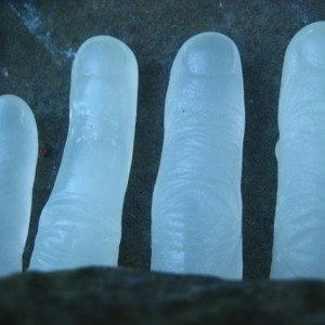 Glowing Freaky Finger Soap
