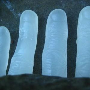 Glowing Freaky Finger Soap