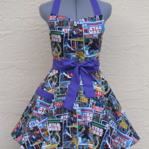 Star Wars Apron - Sexy Comic Strip Vintage