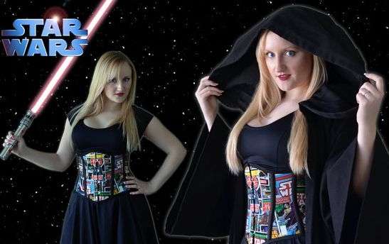 Star Wars Waist Cincher