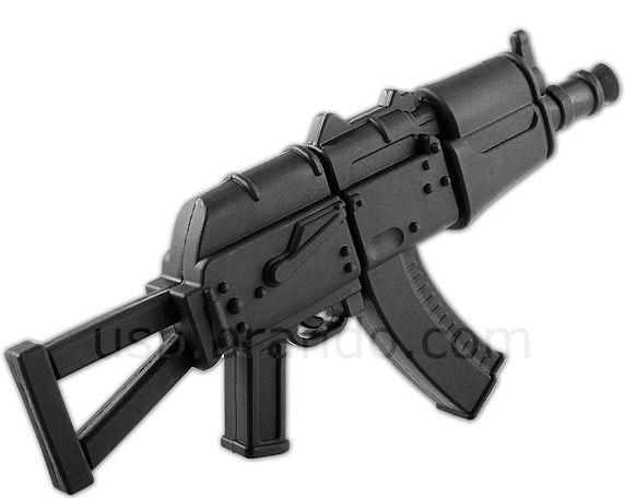 USB AK-47 Assault Rifle Flash Drive