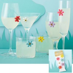 DAISY CRAZE DRINK MARKERS