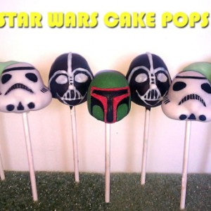 Cake Pops - Star Wars Cake Pops