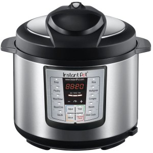 6-in-1 Programmable Pressure Cooker