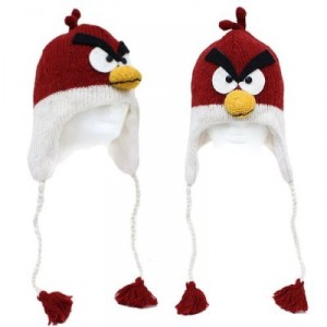 Wool Bird Hat