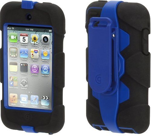 Survivor Case for 4th-generation Apple Ipod Touch