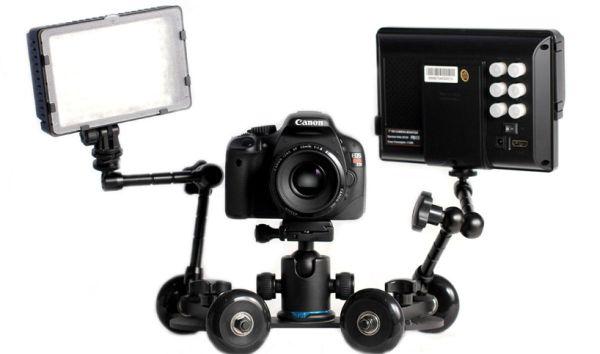 Revolve modular camera