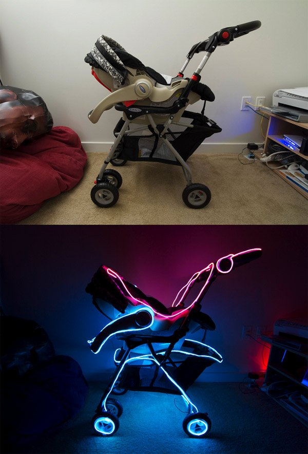 TRON Stroller for Babies