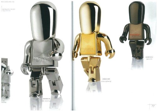 Robot 8 GB USB Flash Drive