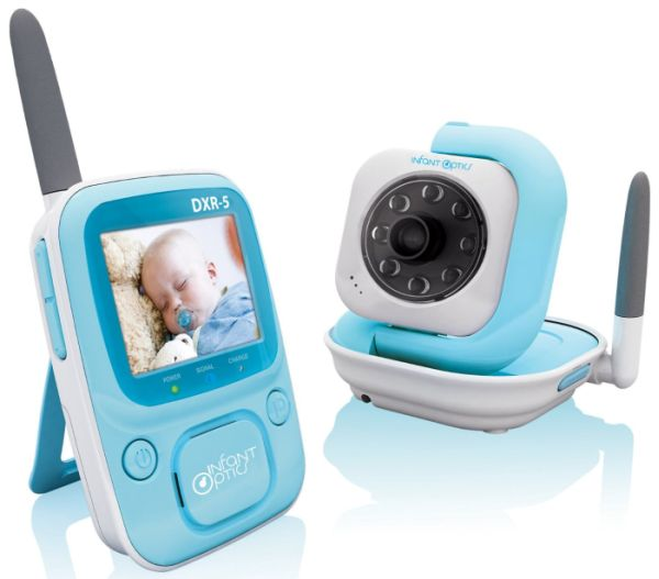 Infant Optics 2.4ghz Digital Video Baby Monitor