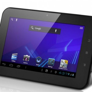 Android 4.0 Tablet with 7 Inch Capacitive Screen