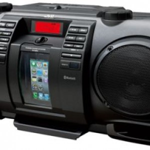 JVC announces a new Boombox, the RV-NB90-B for street artists