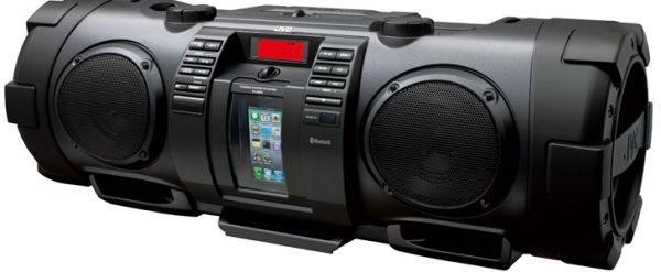 JVC new Boombox RV-NB90-B