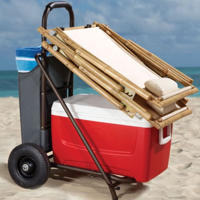The Off Road Cooler Cart