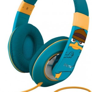 Over the Ear Headphones with Volume Control