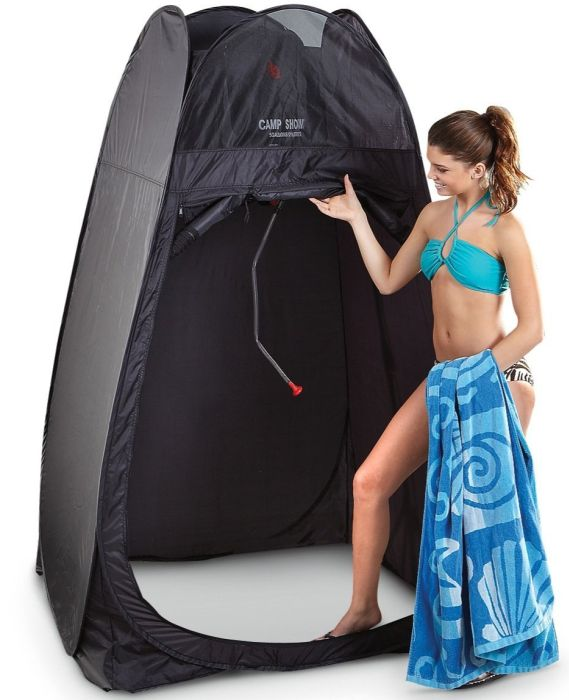 Privacy Shelter with Camp Shower